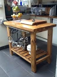rustic portable kitchen island. Recommended Small Kitchen Island Ideas On A Budget Rustic Cart Notes Nashville . Multi Purpose Gray Pallet Nightmares Burger Portable L
