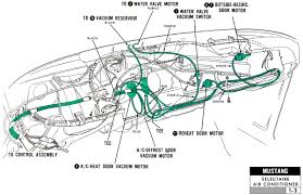 1966 mustang under dash wiring diagram diagram 1967 mustang wiring and vacuum diagrams average joe restoration