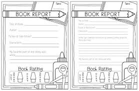 book report sheet for 2nd grade afiles