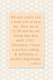 New Year\'s Resolution Love Quotes