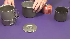 Toaks Titanium Cook Pots Vs Snow Peak Whats The Difference