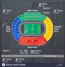 Stadium Seating Plan Stock Photos Stadium Seating Plan