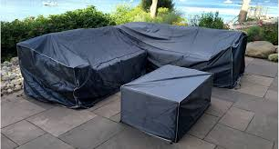 cover for outdoor furniture. Outdoor Covers - Sectional Set Cover For Furniture