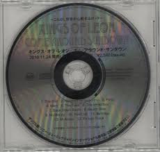 Kings Of Leon Come Around Sundown Japanese Promo Cd Album SDCI81062 ...