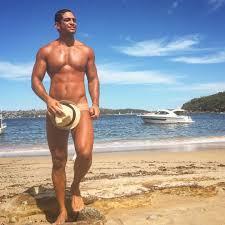 Nude at gay beach