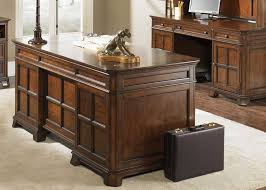 solid wood executive desk ideas