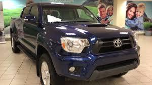 2014 Toyota Tacoma Double Cab TRD Sport - 170619A - YouTube