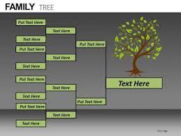 tree in powerpoint family tree presentation template family tree powerpoint slides