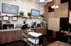 Coffee bar for office Cart The Coffee Bar At Jack Dorseys Square Office Daily Coffee News Look Inside Jack Dorseys Office Coffee Bar Daily Coffee News By