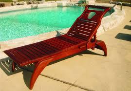 bolounge ipe wood chaise lounge