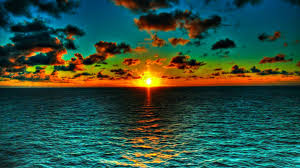 ocean sunset wallpapers. Simple Sunset Beautiful Ocean Sunsets Hd Background Wallpaper 16 HD Wallpapers To Sunset E