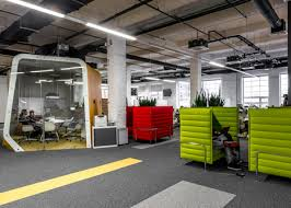 office meeting pods. colourful pods house meeting rooms in it firm offices by za bor architects office