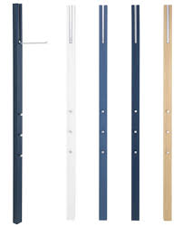 Vertical Coat Rack Awesome Vertical Coat Accessory Storage Is Functional Modern Art