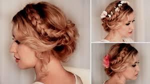Inspirant Coiffure Mariage Cheveux Mi Court Tuto Soir E Pour