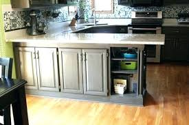 kitchen counter extension ideas extraordinary rv countertop mod more space less problems pertaining to decorating 12