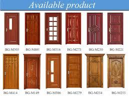exterior wood doors with glass wood door catalogue model for exterior wooden window design wood front