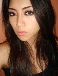 rock n roll inspired smudgy eyeliner makeup look