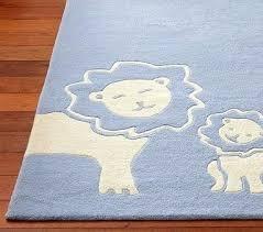 breathtaking baby blue rugs for nursery decor edit