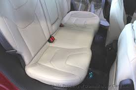 2016 fusion seat covers 2016 used ford fusion 2016 ford fusion titanium with only 44056 of