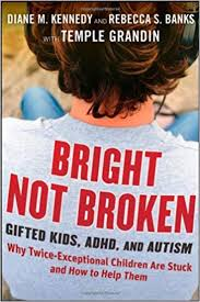 bright not broken gifted kids adhd and autism