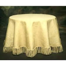 tablecloths round tablecloth round tablecloth burlap round tablecloth fringed inch round tablecloth ca round tablecloth