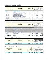 Project Estimate Template Excel Estimate Template Excel Manpower Planning Inspirational