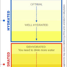 Us Army Public Health Command Urine Color Hydration Chart