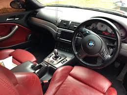 bmw m3 e46 interior for