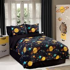 Space Decorations For Bedrooms Space Themed Baby Room Decor Decorations Kids Bedroom Decorating