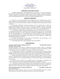 Sample In House Counsel Resume Labor Relations Attorney Resume