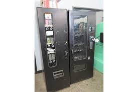 Manual Vending Machine Inspiration FSI Mdl 48 Soda And Snack Vending Machine W Manuals And Keys