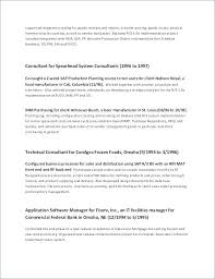 Banking Resume Examples Awesome Investment Banking Resume Sample Yomm