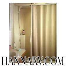 rv shower curtains shade door ivory pleated shower door inches tall rv shower curtains