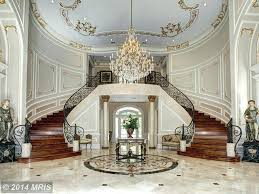 chandeliers chandelier for high ceiling entrance art deco entryway with wainscoting limestone tile floors columns modern bedroom wall sconces single candle