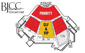 Bjcc Concert Hall Seating Chart Map Priority Entry And Seating Birmingham Christmas Cantata