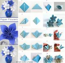 Paper Origami Flower Making 1059 Best Origami Images Paper Engineering How To Make Crafts Crafts