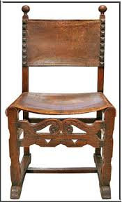 furniture in style. Chair In Spanish Furniture Style A