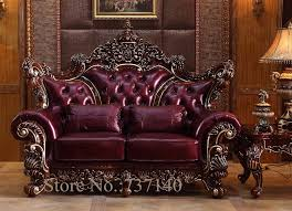furniture high end. sofa set living room furniture luxury genuine leather french high end wholesale pricein sofas from a