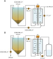 electrochemical tap water softening a