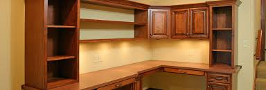 Kitchen Cabinets in Elderon WI Dombeck Custom Cabinets
