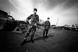 hurricane katrina remembered years later there was little the national guard of louisiana try to bring order to new orleans after hurricane katrina in