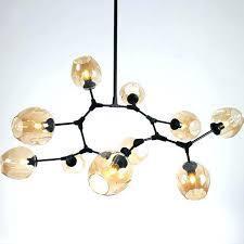lindsey adelman branching bubble branching bubble chandelier 7 light replica lindsey adelman globe branching bubble chandelier