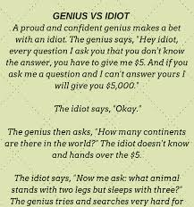 Genius The Idiot A Short Funny Story CLICK YUPS Mesmerizing Funny Istory