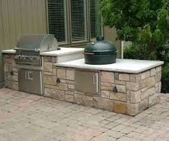 best outdoor kitchens and smokers images on grill island kits image design