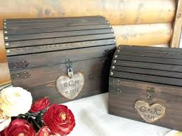 wooden chest for wedding cards ready to ship 3 5 bus days wedding card box med wooden chest for wedding cards wedding card box