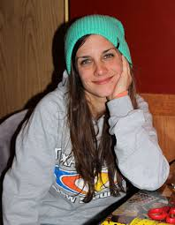 Life is Good. Carrie Woodard. TSR to DMR snowboarding trip ...