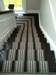 striped stair runner Striped Carpet Runners for Stairs