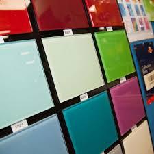 glass splashback colour options