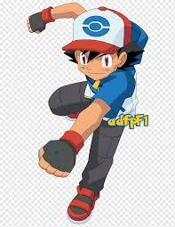 Ash ketchum pokémon x y pokémon go pikachu pokémon sol y luna, pokemon van,  dibujos animados, personaje de ficción, brazo png