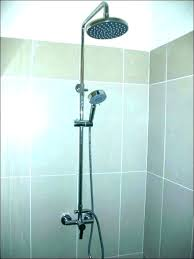 superb shower head pipe size what size pipe for shower head s s pipe size for multiple